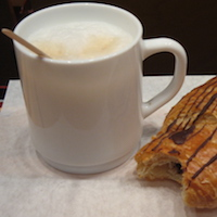 Coffee & Croisant Sq 200px