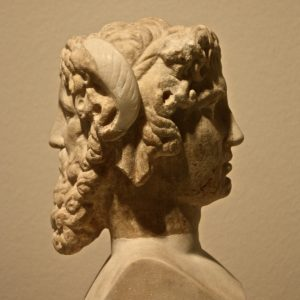 Janus Face Bust morgue-file2841257303494